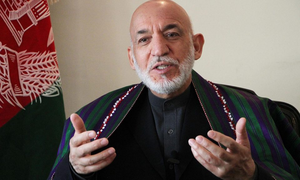 Karzai warns Afghans and neighbours to resist 'US agenda'