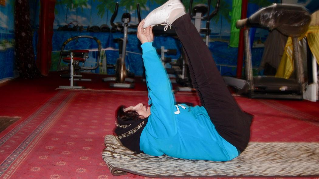 This Grandmother Opened a Gym for Women in Afghanistan