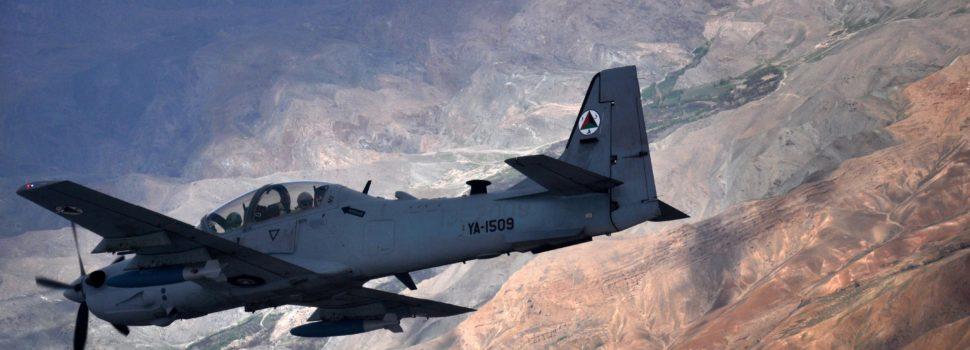 In Afghanistan, More Air Raids Mean More Civilian Deaths