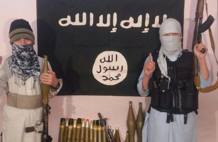 Islamic State Blasts Afghanistan's Spy Agency