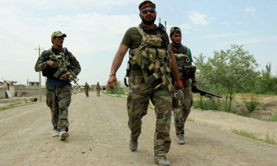 Taliban's 'Red Unit' poses new threat to Afghan security