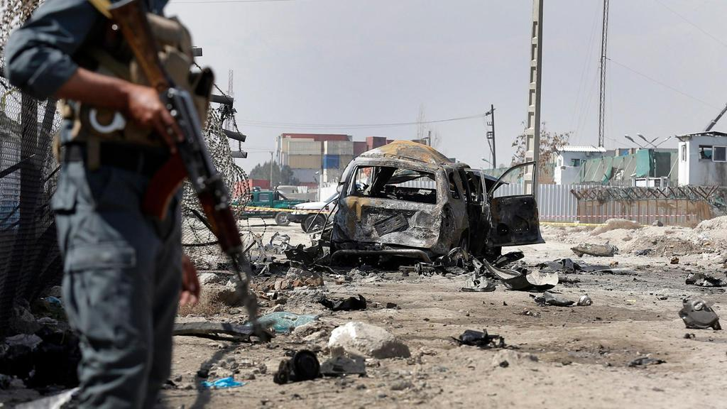 Afghan troops split on Taliban peace talks amid spring offensive carnage
