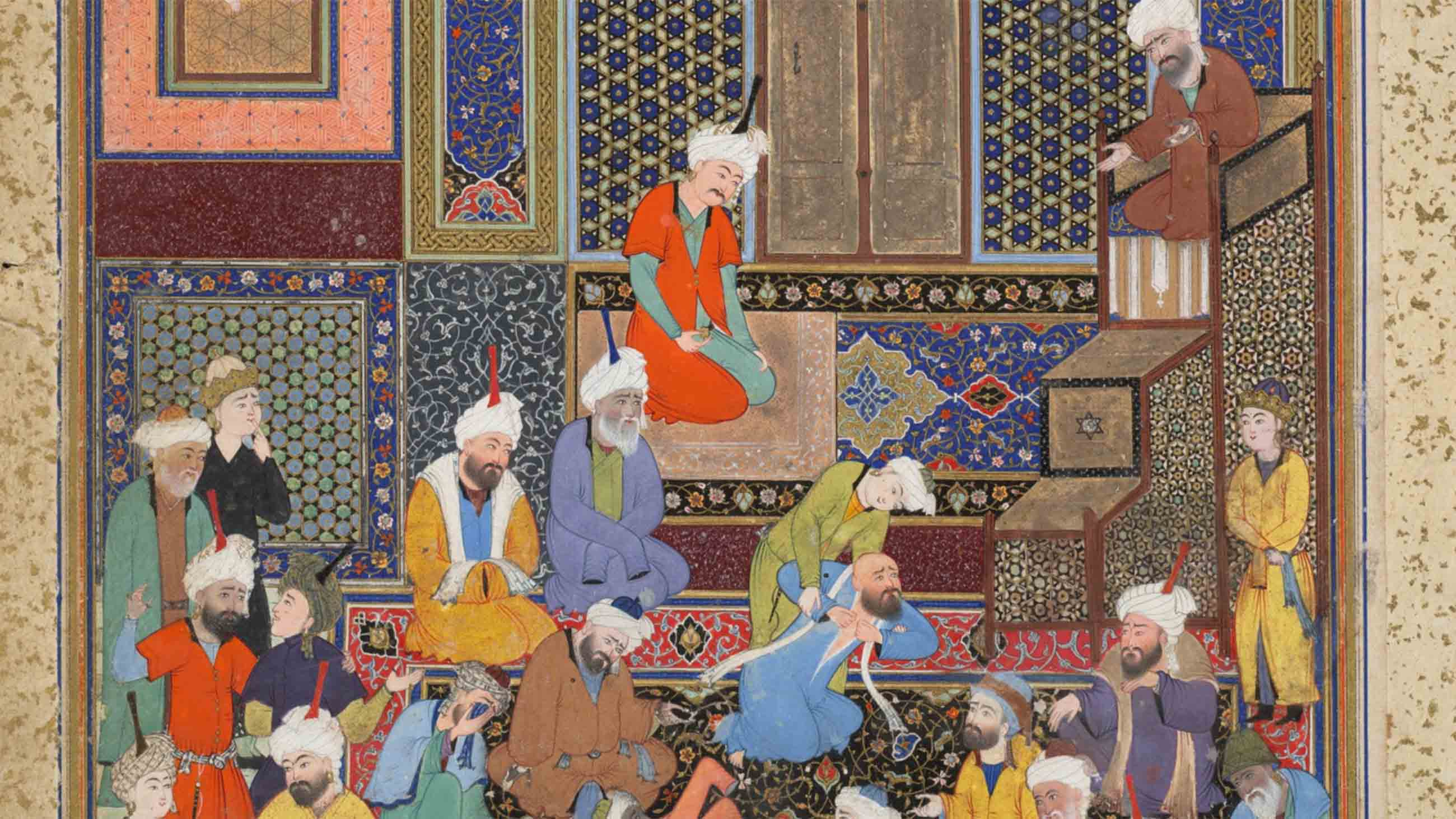 In Reproduced Miniatures, Afghans Regain a Lost Cultural Heritage
