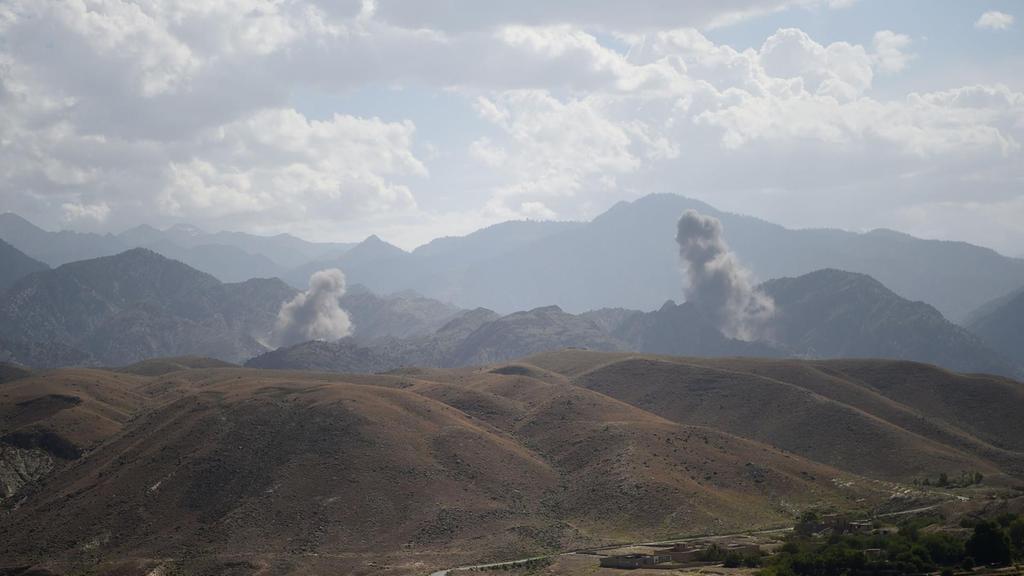 ISIS leader in Afghanistan killed in strike, spy agency says