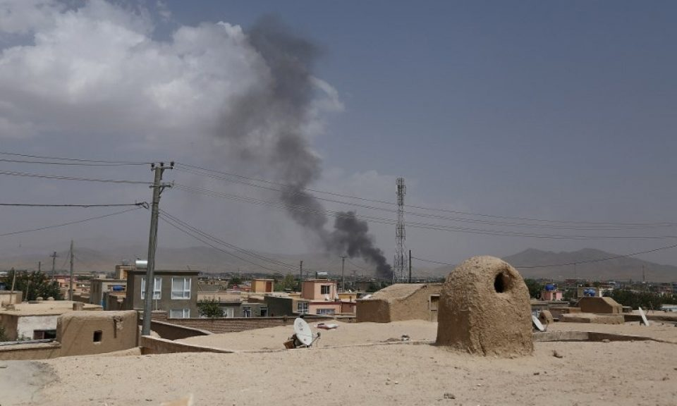 Taliban attack in Ghazni complicates peace talks