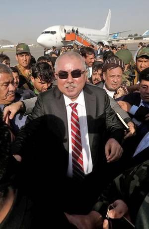 The return of Abdul Rashid Dostum