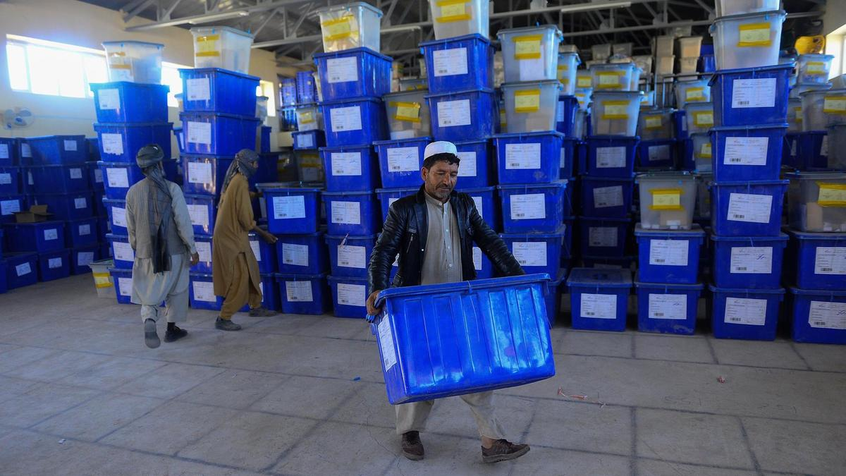 Afghanistan committed to parliamentary vote despite security threats