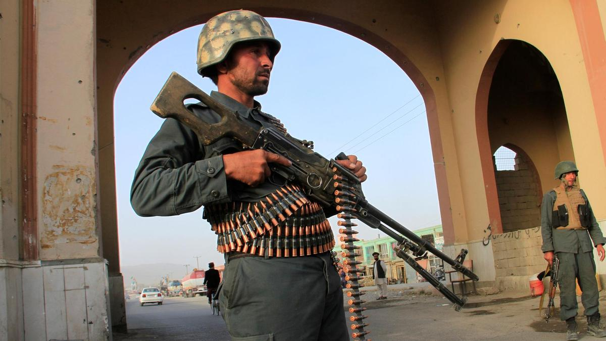 Afghan parliamentary elections postponed in restive Ghazni