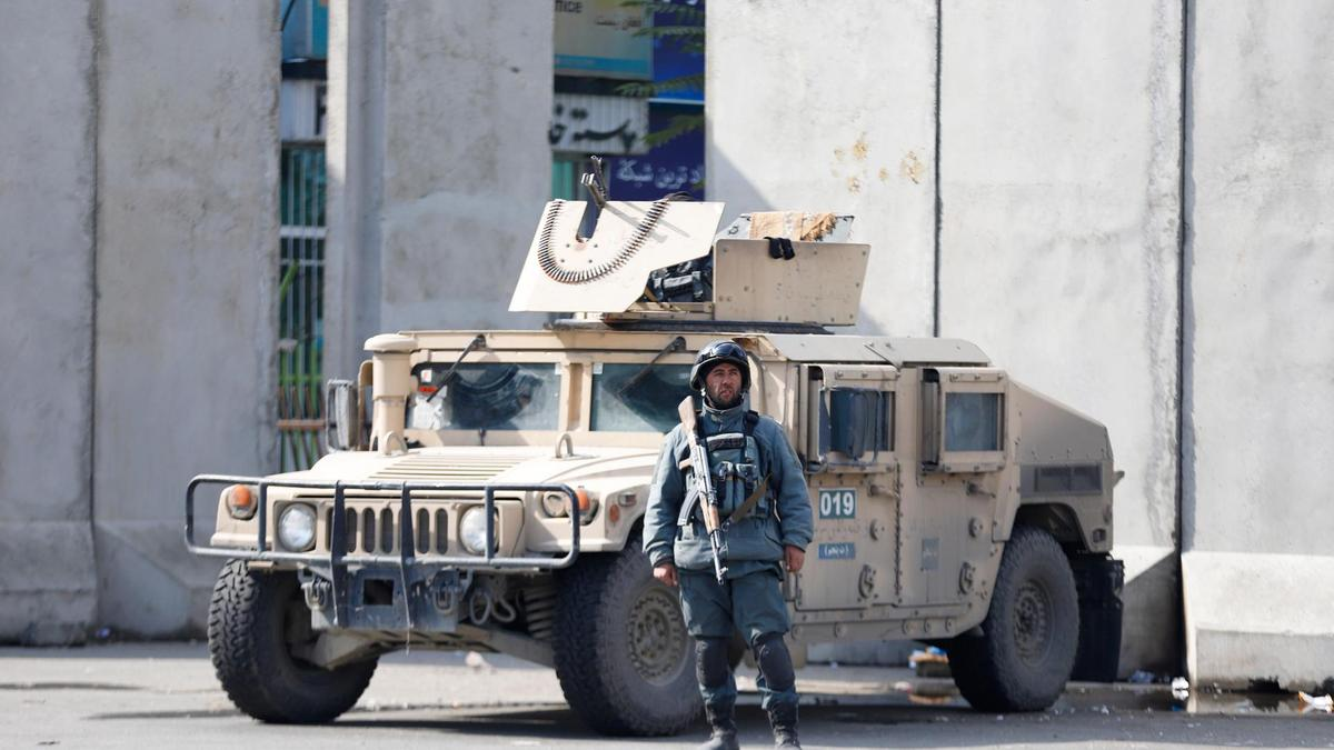 Kabul suicide bomber targets anti-Taliban rally as violence rages in south