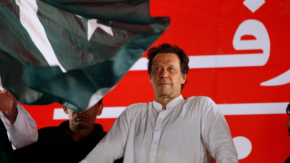 Imran Khan vows Afghan peace push as Pakistan takes lead role in Abu Dhabi talks