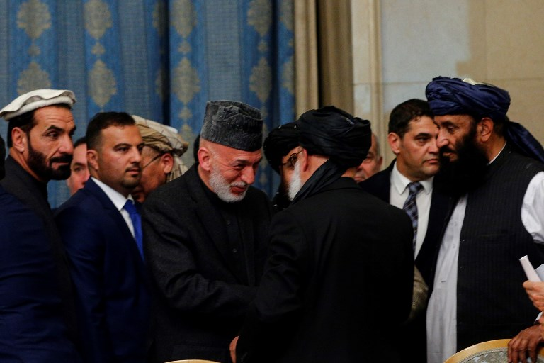 Afghans upset at being left out of peace talks