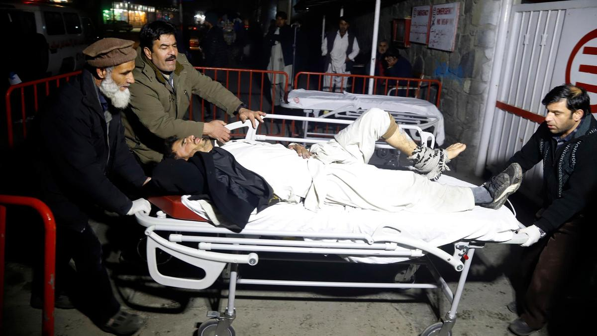 Kabul blast leaves 23 children among 90 wounded in Afghanistan