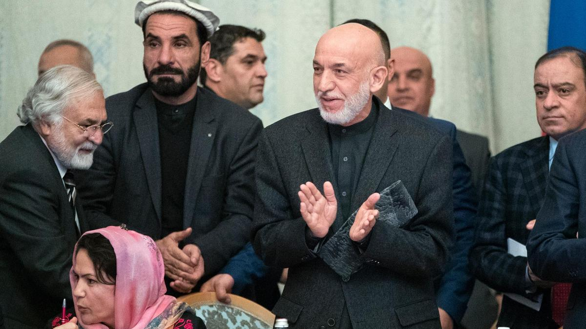 Successful' Moscow talks set off alarm bells in Afghanistan