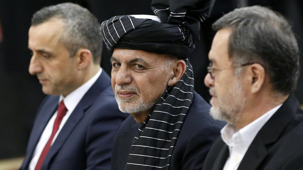 Ashraf Ghani and Abdullah Abdullah face off again for Afghanistan presidency