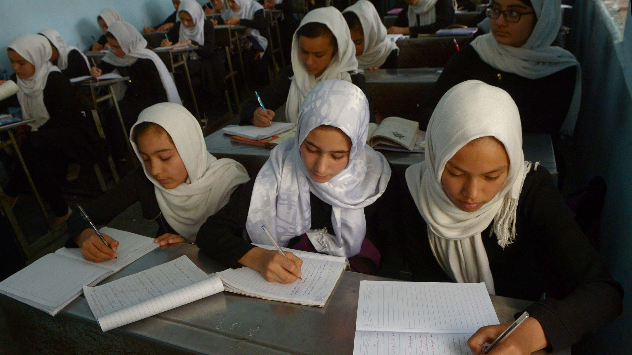 In Afghanistan, Replacing Shame With Understanding on the Topic of Menstruation