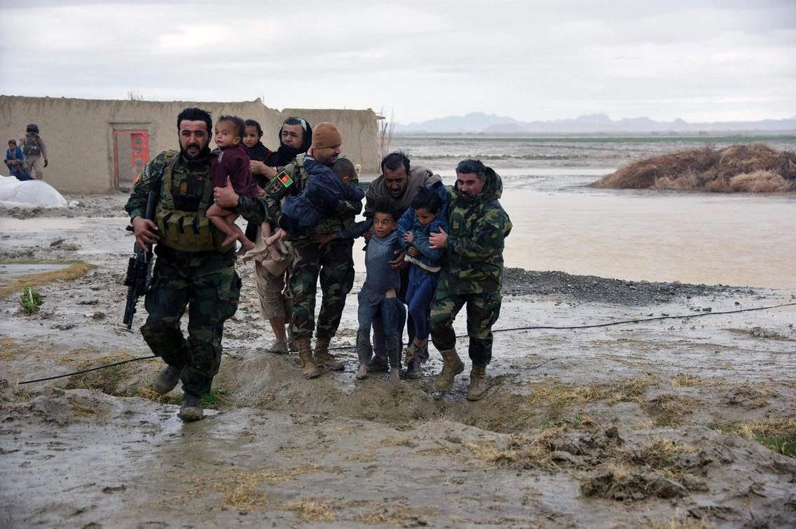 Afghanistan floods kills at least 20, says UN