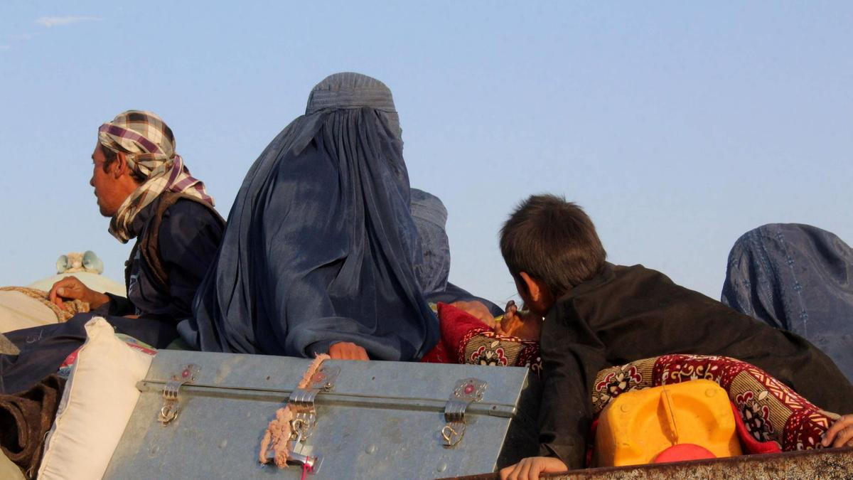 Taliban rule returns to haunt Afghan women in country's north