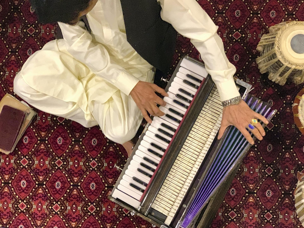 A lament for the lost love of traditional Afghan music
