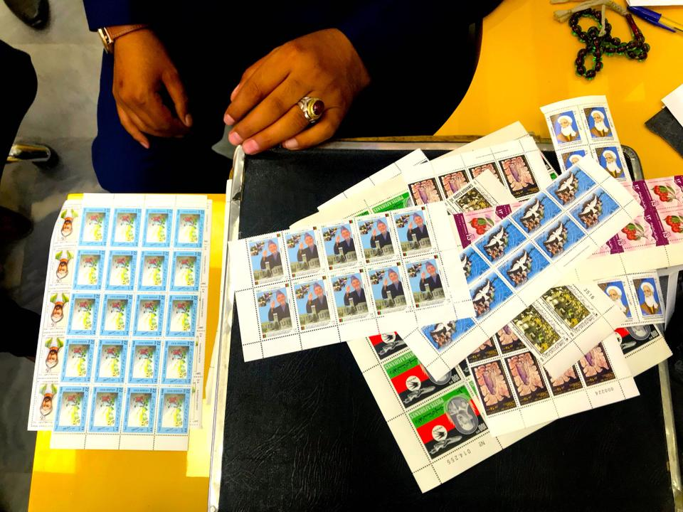 Afghanistan's postal service trudges along despite decades of conflict
