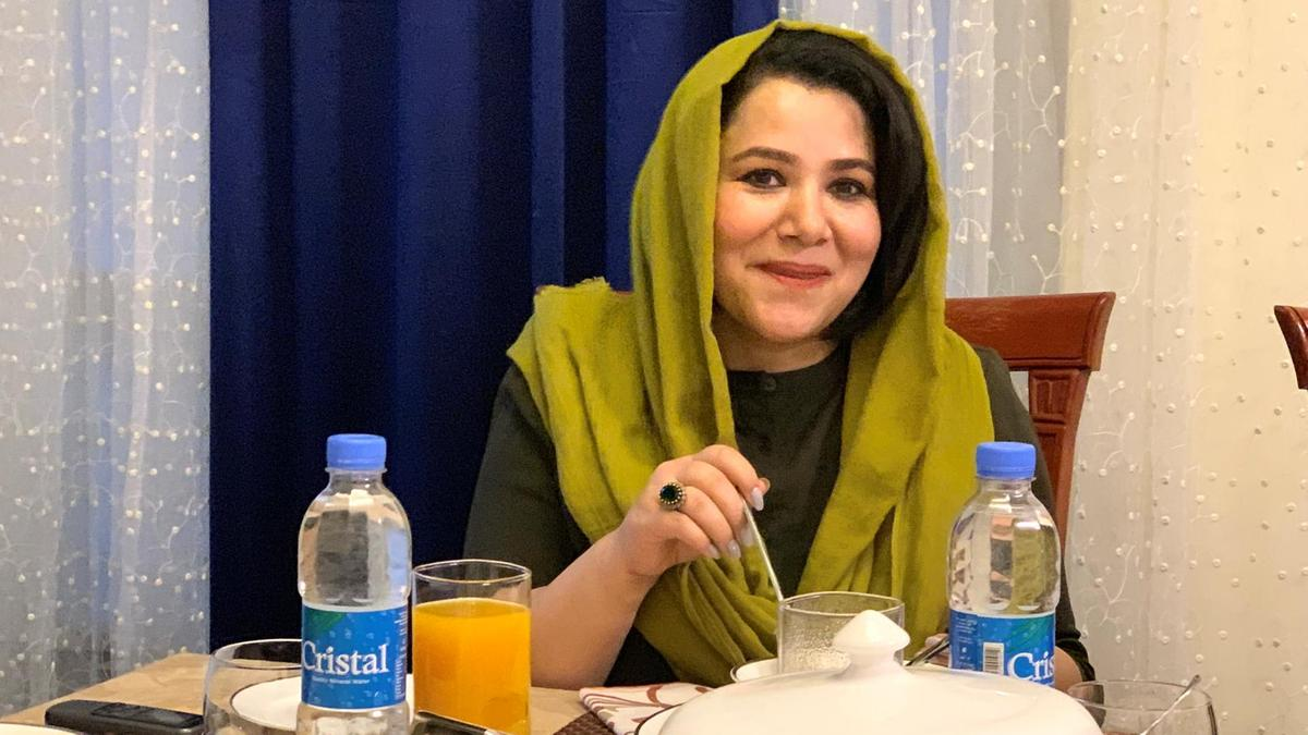 Afghan minister for mines: As a woman I realise I have to work very hard