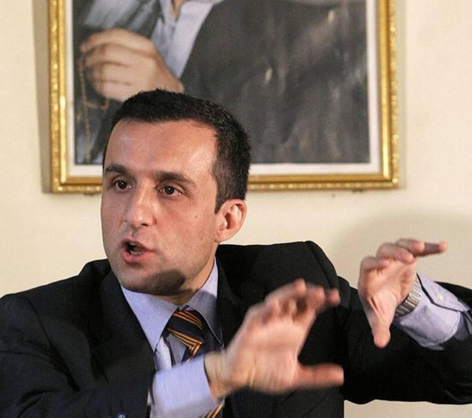 Amrullah Saleh, the enemy of the Taliban