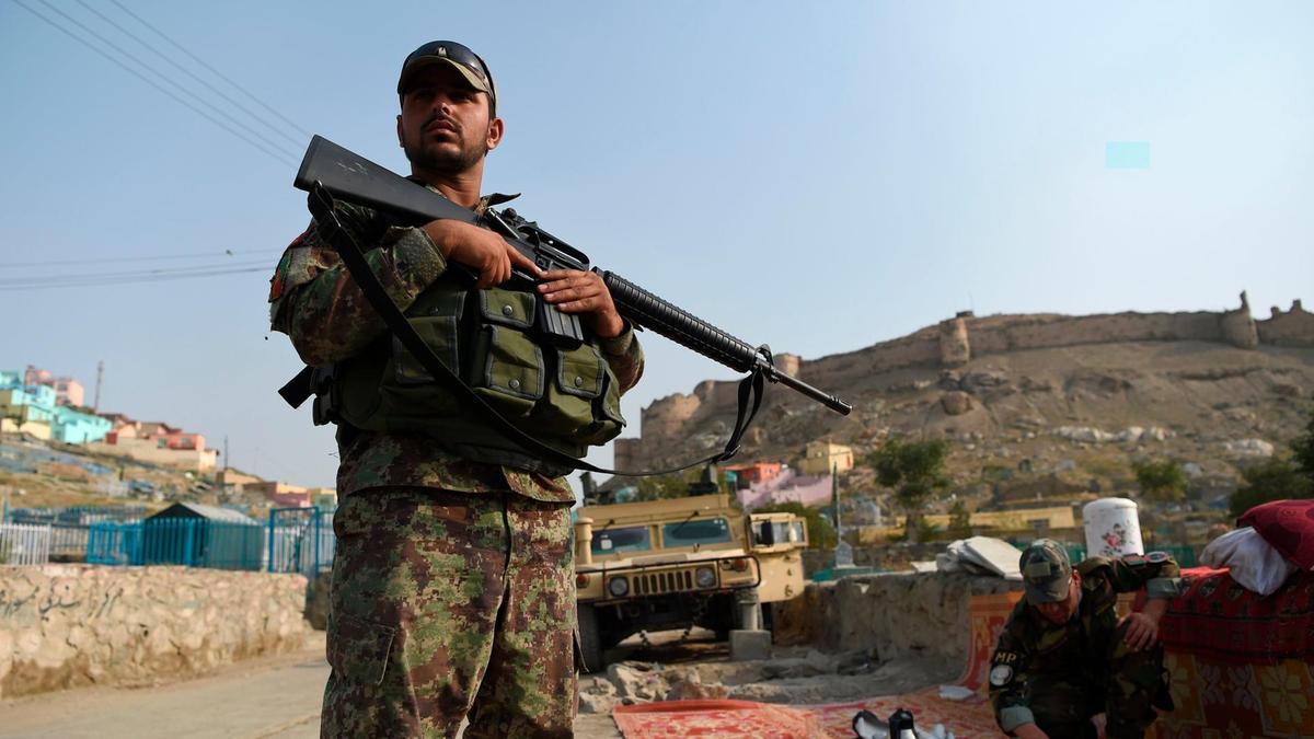 Afghan government seeks guarantees from US ahead of troop withdrawal