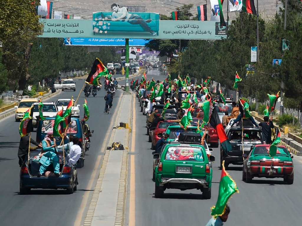 Blasts mar Afghanistan's independence centenary