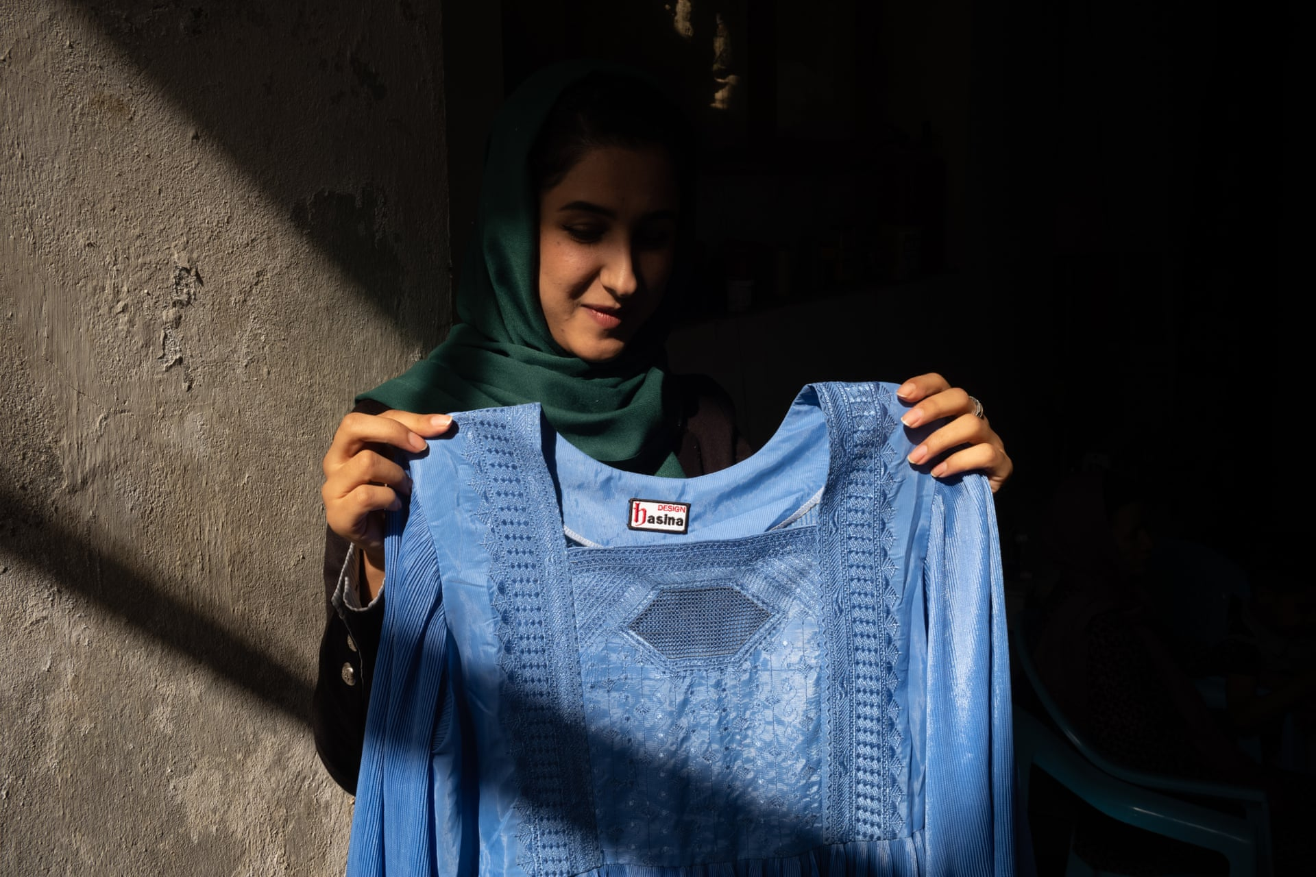 Dressing Afghanistan: young designers get creative in Kabul