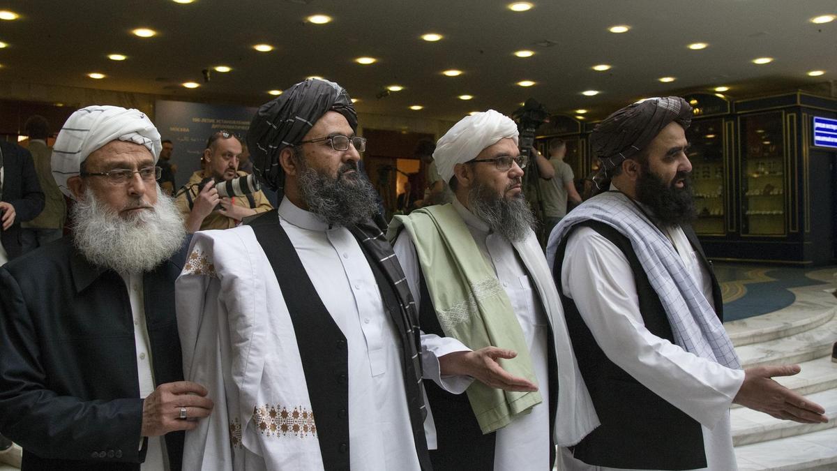 Afghan Taliban revoke months-long ban on Red Cross