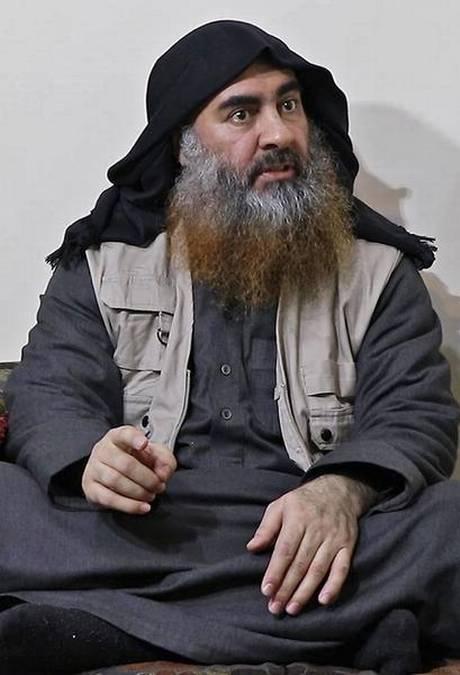 Afghan Islamic State after Baghdadi