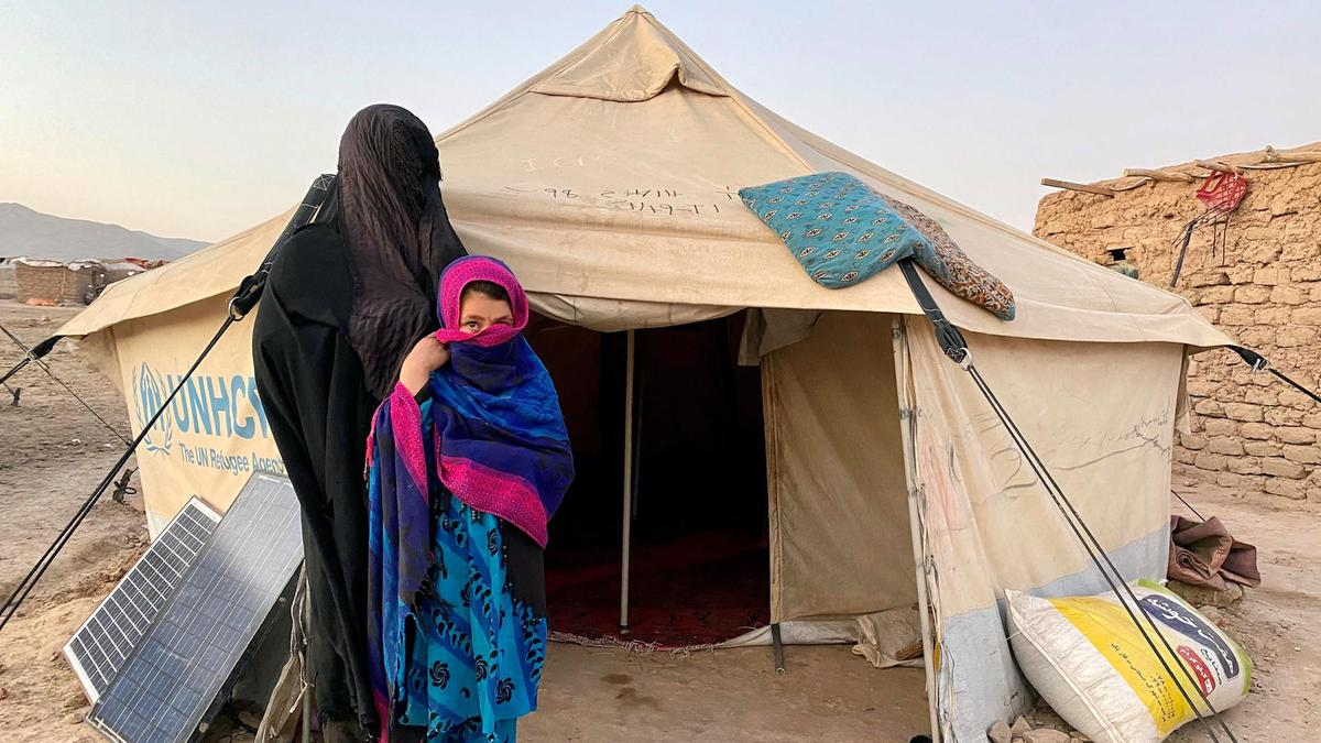 Afghan parents are selling their children into marriage and labour to stave off poverty